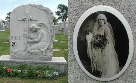 ROCCO, CARMELLA - Cook County, Illinois | CARMELLA ROCCO - Illinois Gravestone Photos