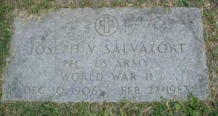 SALVATORE, JOSEPH V. - Cook County, Illinois | JOSEPH V. SALVATORE - Illinois Gravestone Photos