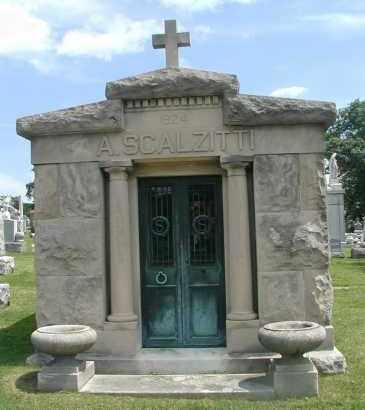 SCALZITTI, ACHILLIA - Cook County, Illinois | ACHILLIA SCALZITTI - Illinois Gravestone Photos