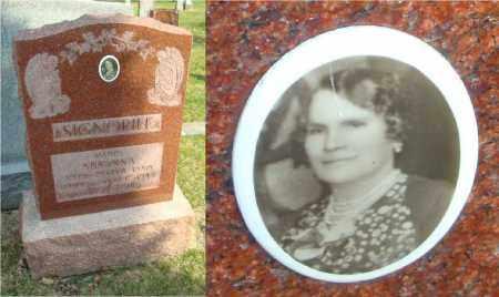 SIGNORILE, SUSANNA - Cook County, Illinois   SUSANNA SIGNORILE - Illinois Gravestone Photos