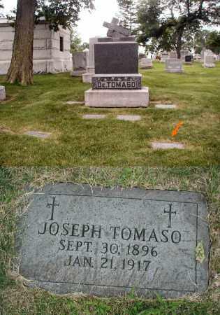 TOMASO, JOSEPH - Cook County, Illinois   JOSEPH TOMASO - Illinois Gravestone Photos