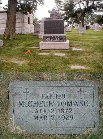 TOMASO, MICHELE - Cook County, Illinois | MICHELE TOMASO - Illinois Gravestone Photos