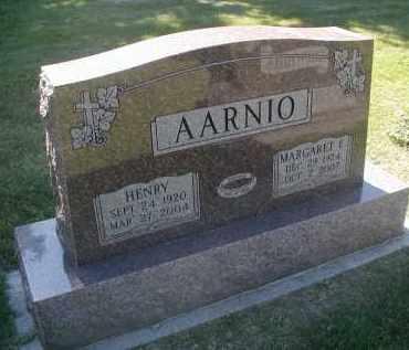 AARNIO, HENRY - DuPage County, Illinois   HENRY AARNIO - Illinois Gravestone Photos