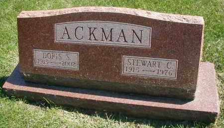 ACKMAN, STEWART C. - DuPage County, Illinois | STEWART C. ACKMAN - Illinois Gravestone Photos