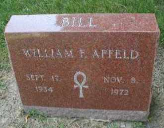 "AFFELD, WILLIAM F.  ""BILL"" - DuPage County, Illinois 