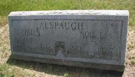 ALSPAUGH, HELEN - DuPage County, Illinois | HELEN ALSPAUGH - Illinois Gravestone Photos