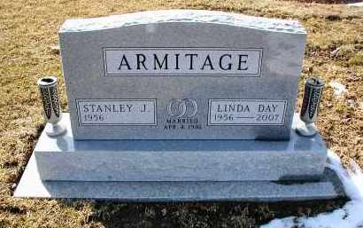 DAY ARMITAGE, LINDA - DuPage County, Illinois | LINDA DAY ARMITAGE - Illinois Gravestone Photos