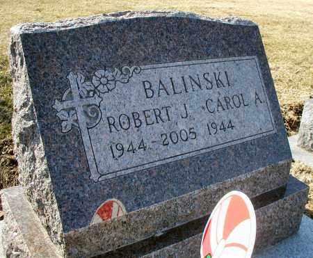 BALINKSI, ROBERT J. - DuPage County, Illinois   ROBERT J. BALINKSI - Illinois Gravestone Photos