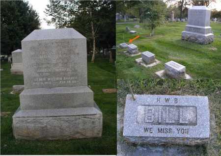 "BARBER, HEBER WILLIAM ""BILL"" - DuPage County, Illinois | HEBER WILLIAM ""BILL"" BARBER - Illinois Gravestone Photos"