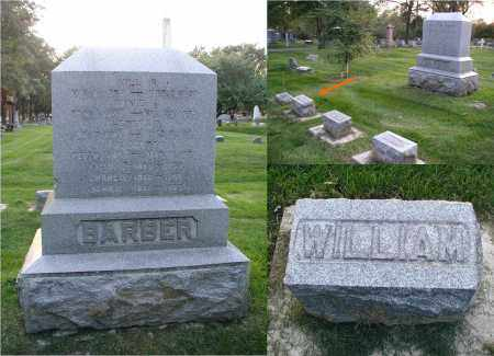 BARBER, WILLIAM S. - DuPage County, Illinois   WILLIAM S. BARBER - Illinois Gravestone Photos