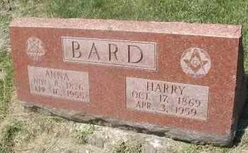 BARD, HARRY - DuPage County, Illinois | HARRY BARD - Illinois Gravestone Photos