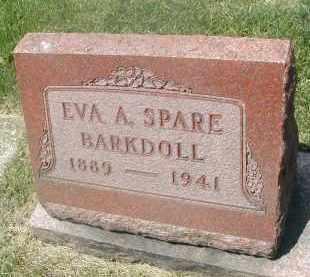 BARKDOLL, EVA A. - DuPage County, Illinois   EVA A. BARKDOLL - Illinois Gravestone Photos