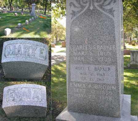 BROWN, EMMA A. - DuPage County, Illinois | EMMA A. BROWN - Illinois Gravestone Photos