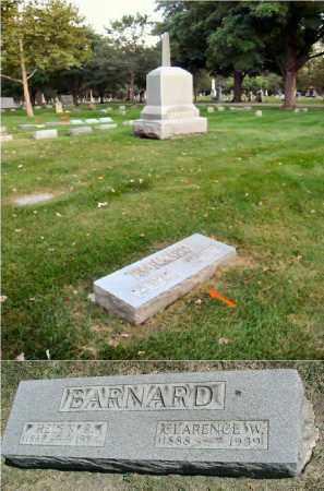 BARNARD, CLARENCE W. - DuPage County, Illinois | CLARENCE W. BARNARD - Illinois Gravestone Photos