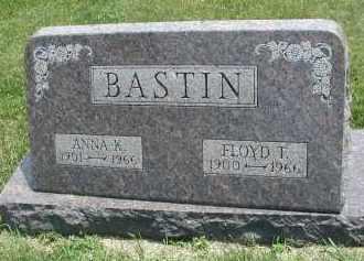 BASTIN, FLOYD T. - DuPage County, Illinois | FLOYD T. BASTIN - Illinois Gravestone Photos