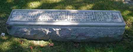 BEIDELMAN, MAMIE E. - DuPage County, Illinois | MAMIE E. BEIDELMAN - Illinois Gravestone Photos