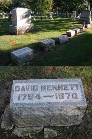 BENNETT, DAVID - DuPage County, Illinois   DAVID BENNETT - Illinois Gravestone Photos