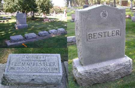BESTLER, ELLA M. - DuPage County, Illinois | ELLA M. BESTLER - Illinois Gravestone Photos