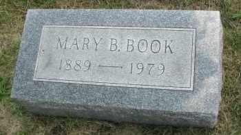 BOOK, MARY B. - DuPage County, Illinois | MARY B. BOOK - Illinois Gravestone Photos