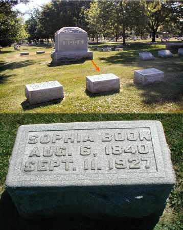 BOOK, SOPHIA - DuPage County, Illinois | SOPHIA BOOK - Illinois Gravestone Photos