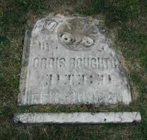 BOUGHTON, SYBIL - DuPage County, Illinois | SYBIL BOUGHTON - Illinois Gravestone Photos
