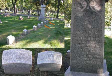 BROWN, MATILDA - DuPage County, Illinois | MATILDA BROWN - Illinois Gravestone Photos