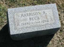 BUCK, HARRISON P. - DuPage County, Illinois | HARRISON P. BUCK - Illinois Gravestone Photos