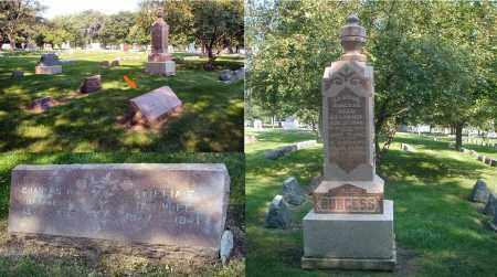BURGESS, CHARLES R. - DuPage County, Illinois   CHARLES R. BURGESS - Illinois Gravestone Photos