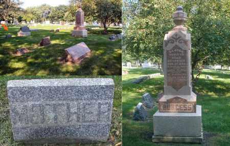 CLARK BURGESS, JANE - DuPage County, Illinois   JANE CLARK BURGESS - Illinois Gravestone Photos