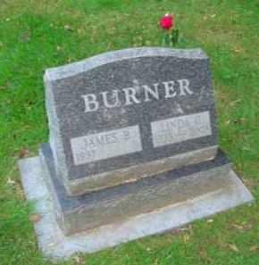 BURNER, LINDA G. - DuPage County, Illinois | LINDA G. BURNER - Illinois Gravestone Photos