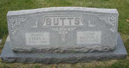 BTTS, MILTON L. - DuPage County, Illinois | MILTON L. BTTS - Illinois Gravestone Photos