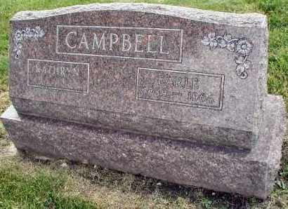 CAMPBELL, EARLE - DuPage County, Illinois | EARLE CAMPBELL - Illinois Gravestone Photos