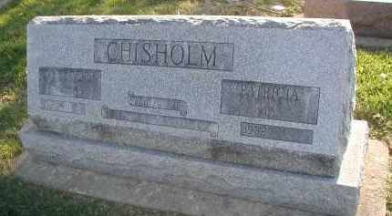 "CHISOLM, ALEXANDER ""SANDY"" - DuPage County, Illinois 