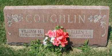 COUGHLIN, WILLIAM H. - DuPage County, Illinois | WILLIAM H. COUGHLIN - Illinois Gravestone Photos