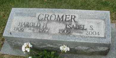 CROMER, ISABEL S. - DuPage County, Illinois | ISABEL S. CROMER - Illinois Gravestone Photos