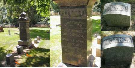 DAHLEM, CHRISTIAN D. - DuPage County, Illinois | CHRISTIAN D. DAHLEM - Illinois Gravestone Photos