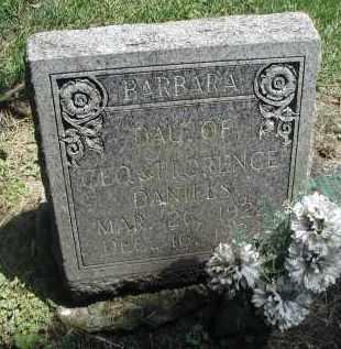 DANIELS, BARBARA - DuPage County, Illinois | BARBARA DANIELS - Illinois Gravestone Photos