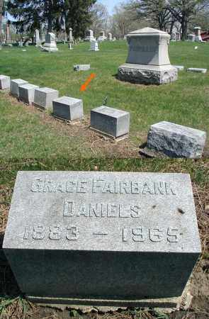 DANIELS, GRACE - DuPage County, Illinois | GRACE DANIELS - Illinois Gravestone Photos