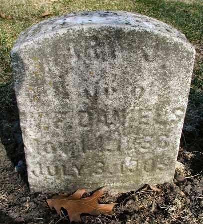 DANIELS, MARY J. - DuPage County, Illinois | MARY J. DANIELS - Illinois Gravestone Photos