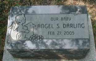 DARLING, ANGEL S. - DuPage County, Illinois | ANGEL S. DARLING - Illinois Gravestone Photos