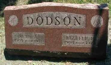 DODSON, RUTH A. - DuPage County, Illinois | RUTH A. DODSON - Illinois Gravestone Photos