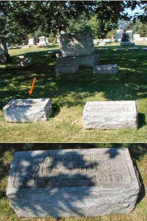 DUEL, ADALINE - DuPage County, Illinois | ADALINE DUEL - Illinois Gravestone Photos
