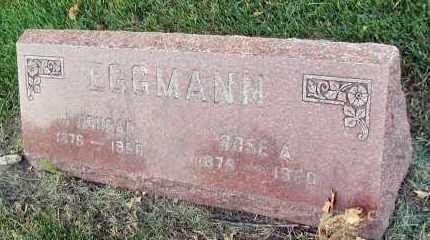 EGGMANN, ROSE A. - DuPage County, Illinois | ROSE A. EGGMANN - Illinois Gravestone Photos