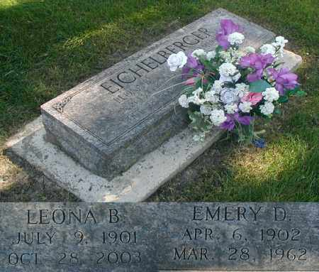 EICHELBERGER, LEONA B. - DuPage County, Illinois | LEONA B. EICHELBERGER - Illinois Gravestone Photos