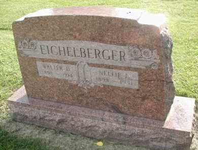 EICHELBERGER, WALTER D. - DuPage County, Illinois | WALTER D. EICHELBERGER - Illinois Gravestone Photos