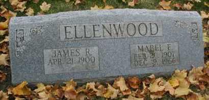 ELLENWOOD, MABEL E. - DuPage County, Illinois | MABEL E. ELLENWOOD - Illinois Gravestone Photos