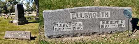 ELLSWORTH, FLORENCE W. - DuPage County, Illinois | FLORENCE W. ELLSWORTH - Illinois Gravestone Photos