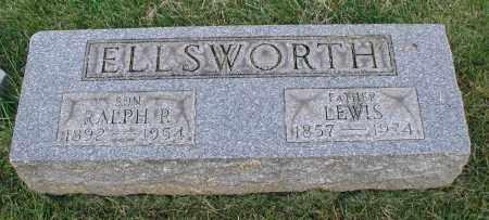 ELLSWORTH, RALPH P. - DuPage County, Illinois | RALPH P. ELLSWORTH - Illinois Gravestone Photos
