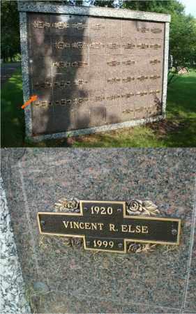 ELSE, VINCENT R. - DuPage County, Illinois | VINCENT R. ELSE - Illinois Gravestone Photos
