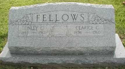 FELLOWS, CLARICE C. - DuPage County, Illinois | CLARICE C. FELLOWS - Illinois Gravestone Photos